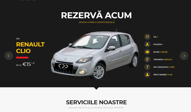 CDD Rent A Car – Masini de inchiriat Cluj serverxtrem.ro